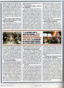 Entrevista a Eduardo Sartelli en Revista Veintitrés 3