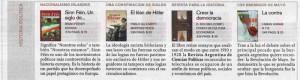 """Comentario de """"La contra. Los enemigos de la Revolución de Mayo, ayer y hoy."""". En Revista Ñ."""