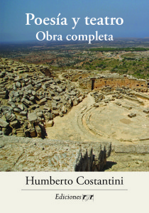 Tapa Obras de teatro y poesia completas (costantini)