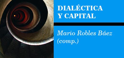 Portada Dialéctica y capital