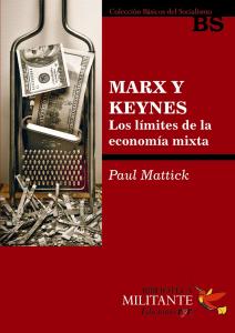 Portada Marx y Keynes