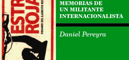 Portada Memorias de un militante internacionalista