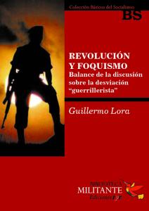 Portada Revolución y foquismo