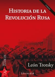 Tapa Historia de la Revolución Rusa (3º edicion)-01