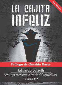 Tapa La Cajita Infeliz 4ª edición