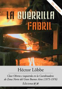 Tapa La guerrilla fabril 2º Edición