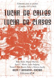 Tapa Lucha de calles 2º Edición (reimpresión)