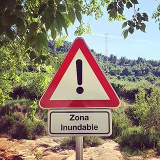 zona inundable