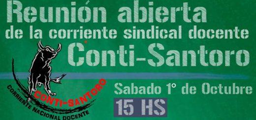 reunion-abierto-de-la-corriente-sindical-docente-conti-santoro