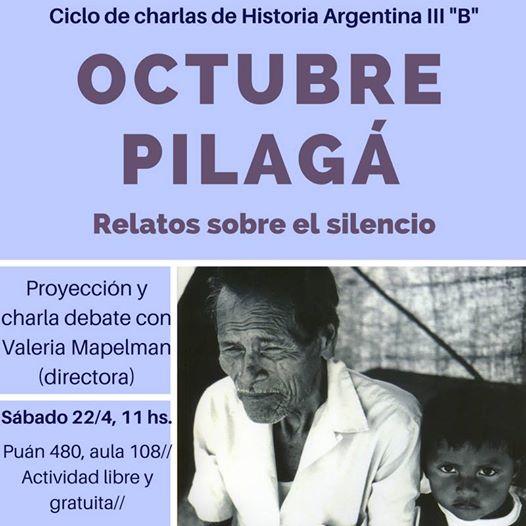 Octubre Pilagá